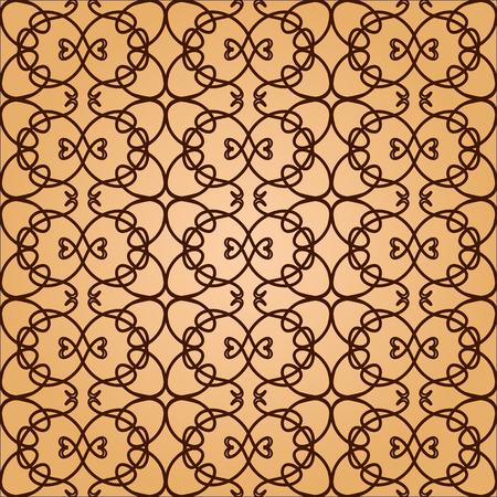 religion: Hand drawn background with a beautiful vintage pattern, can be used as a postcard