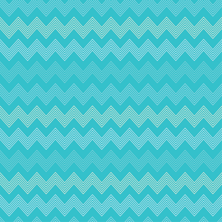 succession: Seamless decorative vector background with zigzag lines Illustration