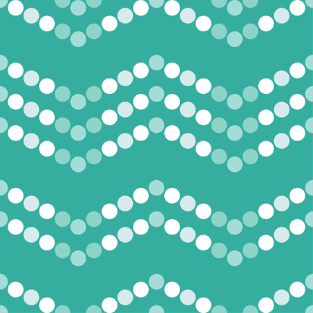 unhindered: Seamless vector decorative background with polka dots