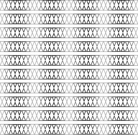figuras abstractas: Fondo incons�til blanco y negro del vector decorativo con figuras abstractas