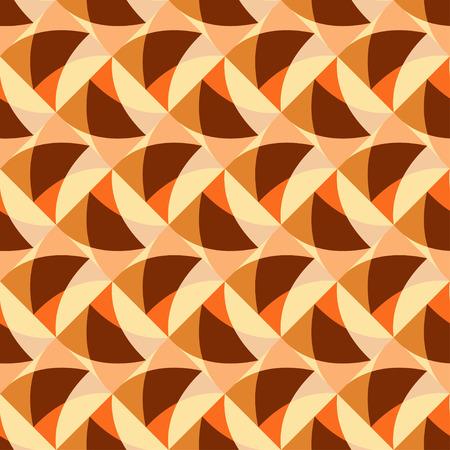 figuras abstractas: Colores de fondo sin fisuras del vector decorativo con figuras abstractas Vectores