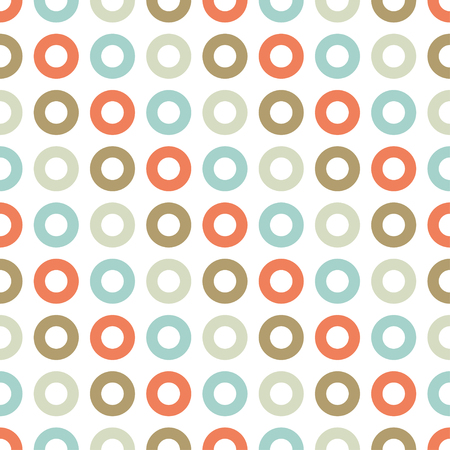unobstructed: Seamless vector decorative background with decorative rings. Print. Cloth design, wallpaper.