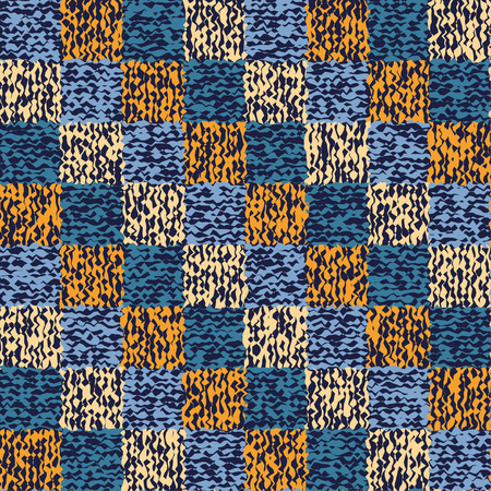 rug weaving: Ethnic boho seamless pattern with wicker mesh. Print. Repeating background. Cloth design, wallpaper.