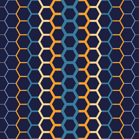 cellule: Seamless vector background with abstract geometric pattern. Print. Repeating background. Cloth design, wallpaper. Illustration