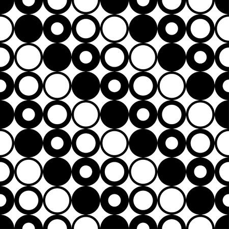 Nahtlose Vektor Hintergrund mit abstrakten geometrischen Muster. Drucken. Hintergrund wiederholen. Stoff-Design, Tapete.