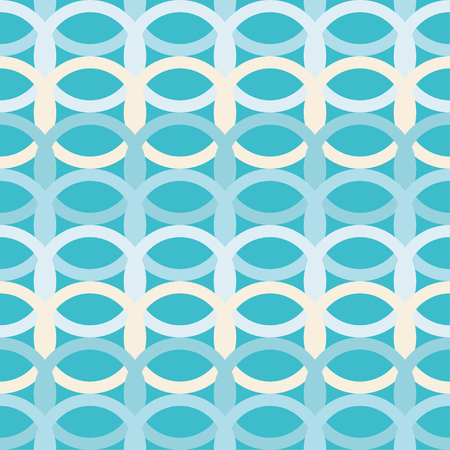 unhindered: Seamless vector decorative background with rings. Print. Cloth design, wallpaper. Illustration