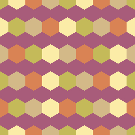 interior cell: Seamless vector background with abstract geometric pattern. Print. Repeating background. Cloth design, wallpaper. Illustration