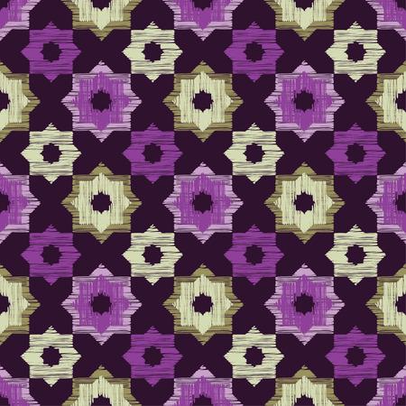 Ethnic boho pattern.