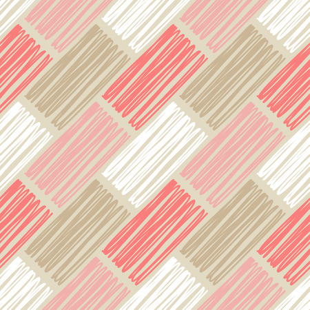 Seamless geometric pattern. Trendy seamless pattern designs. Textile rapport. Illustration