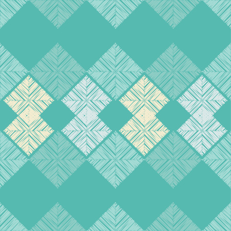 Seamless geometric pattern. The texture of the rectangles.