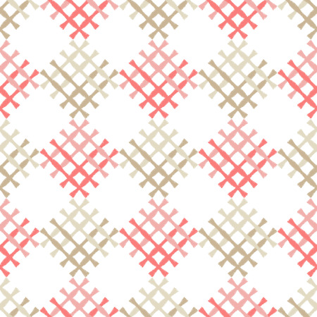 Seamless geometric pattern. Pattern cell  Scribble texture.   Vector illustration.