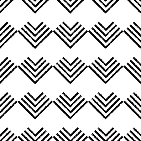 Seamless geometric pattern. Pattern cell. Scribble texture. Textile rapport. 向量圖像