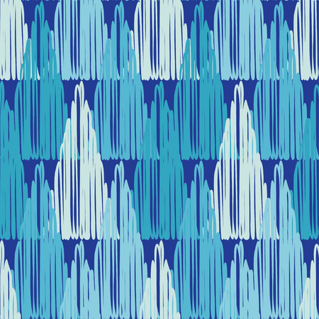 Seamless geometric pattern. The texture of the triangles. Scribble texture. 向量圖像