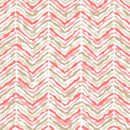 Seamless geometric pattern. Texture of swirling stripes. Scribble texture. Textile rapport.