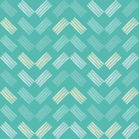 Seamless geometric pattern. The texture of the stripes. Scribble texture. Textile rapport.