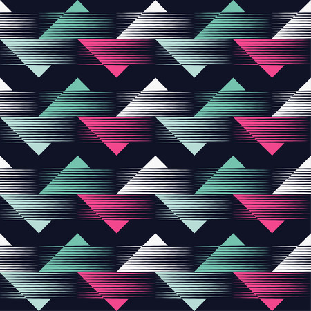 Seamless geometric pattern. The texture of the squares. Scribble texture. Textile rapport.