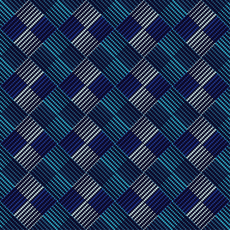 Seamless geometric pattern squares. Scribble texture. Textile rapport.