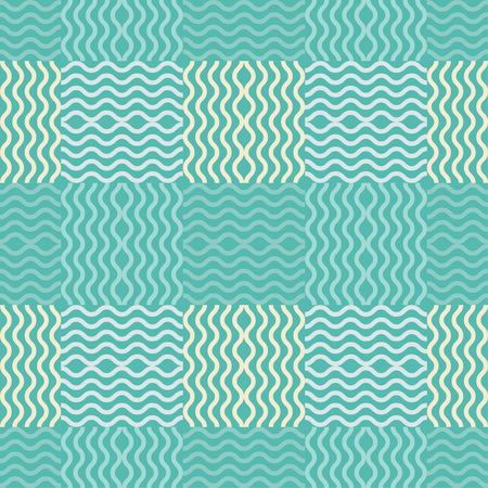 Geometric seamless pattern, the texture of zigzag and of zigzag and wave. Scribble texture textile rapport.