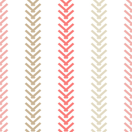 Seamless geometric pattern. The texture of the strips. Textile rapport.