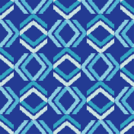 Seamless geometric pattern. The texture of the squares. Textile rapport illustration.