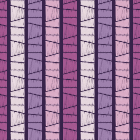 Seamless geometric pattern. The texture of the strips. Scribble texture. Textile rapport. Vector illustration.