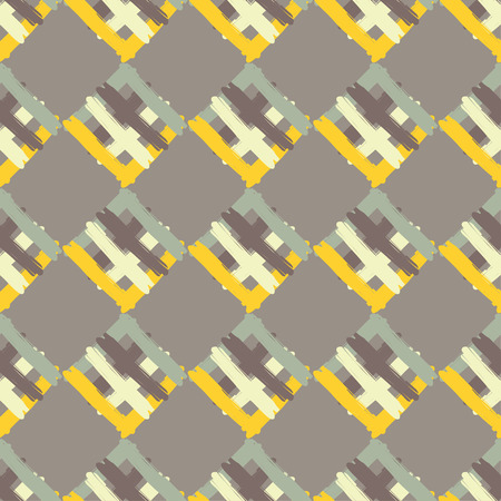Seamless geometric pattern. The texture of the strips. Brushwork. Scribble texture. Textile rapport.