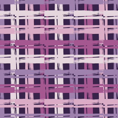 Seamless abstract geometric pattern. The texture of the strips. Brushwork. Hand hatching. Scribble texture. Textile rapport.