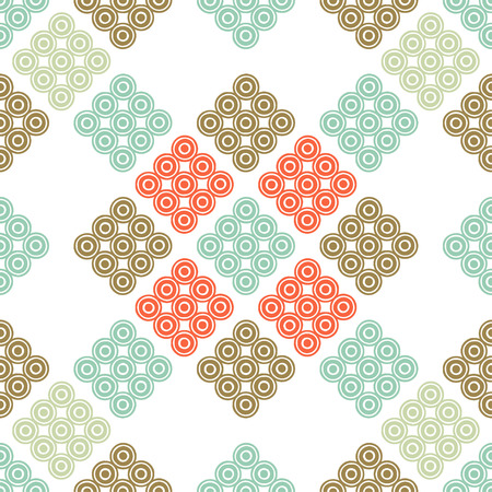 Polka dot seamless pattern. Hand hatching. Brushwork. Geometric background. Scribble texture. Theextile rapport. Illustration