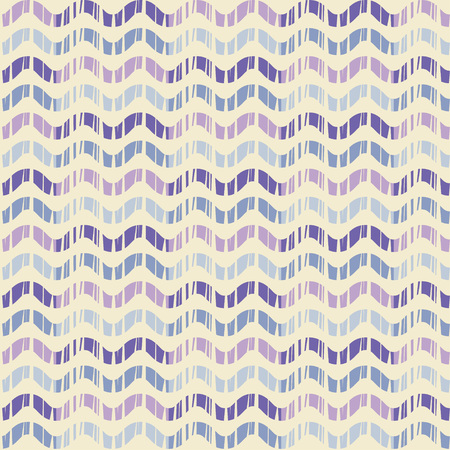 Seamless abstract geometric pattern. Texture wave. Mosaic texture. Brushwork. Hand hatching. Scribble texture. Textile rapport.