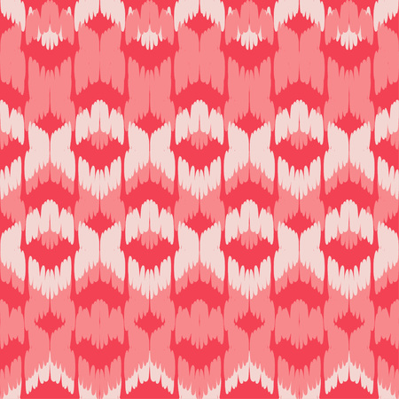 Ethnic boho seamless pattern. Traditional ornament. Brushwork. Hand hatching. Tribal pattern. Folk motif. Can be used for wallpaper, textile, wrapping, web page background.
