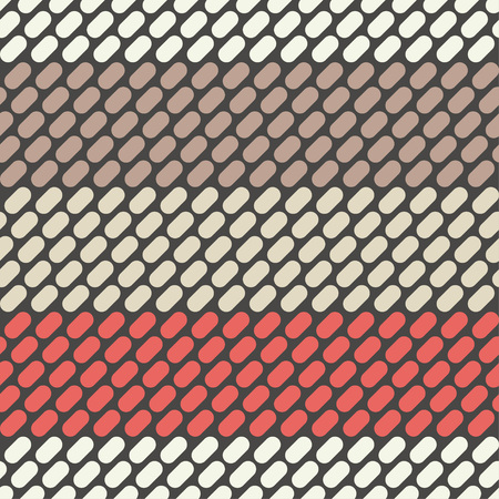 The shapes of stripes and dashes. Trendy seamless pattern designs. Vector geometric background. Can be used for wallpaper, textile, wrapping, web page background.
