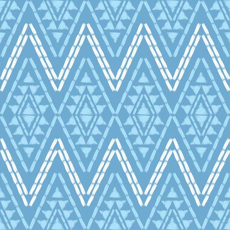 Patrón sin costuras étnico boho. Textura de patchwork. Costura. Adorno tradicional. Patrón tribal. Motivo popular. Se puede utilizar para papel tapiz, textil, envoltura, fondo de página web.