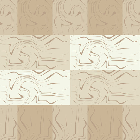 Trendy seamless pattern designs. Brown floor with wooden texture. Vector geometric background. Can be used for wallpaper, textile, wrapping, web page background.