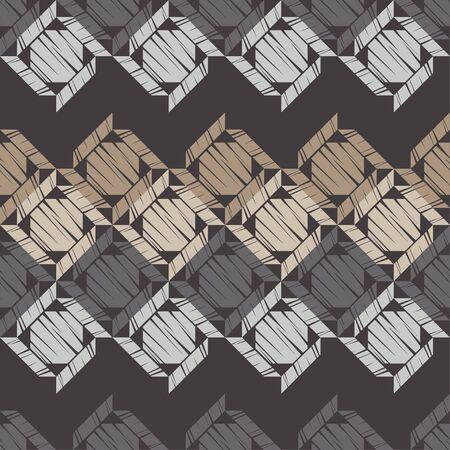 Patrón sin costuras étnico boho. Cordón. Bordado sobre tela. Textura de patchwork. Costura. Adorno tradicional. Patrón tribal. Motivo popular. Se puede utilizar para papel tapiz, textil, envoltura, web.