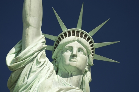 Statue of Liberty Close-Up photo