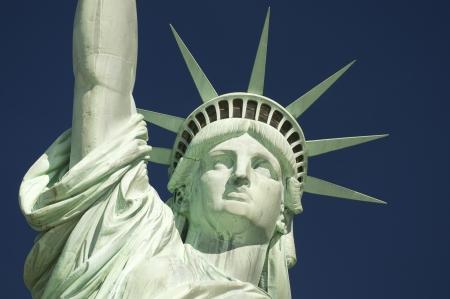 Statue of Liberty Close-Up photo