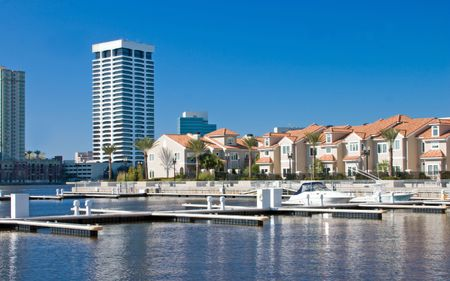luxury, waterfront condominiums in Jacksonville