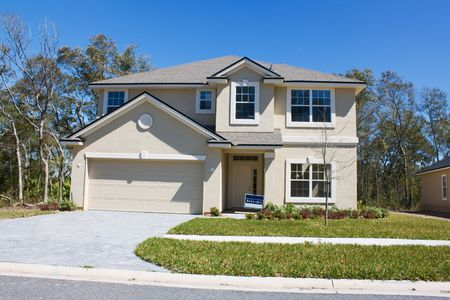 constructed: newly constructed upscale stucco home