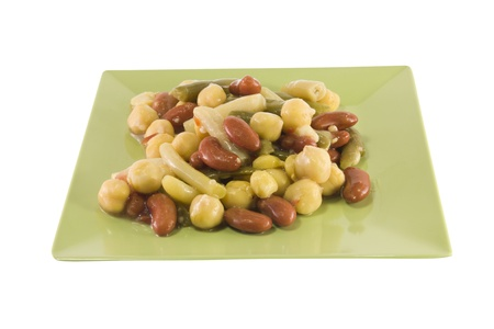 bean salad Stock fotó - 9029242
