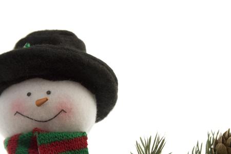 snowman detail Stock fotó - 10845192