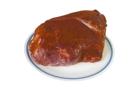 seasoned: seasoned pork
