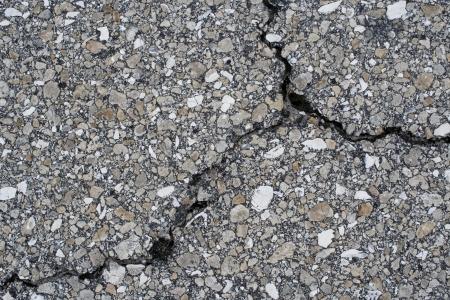 crack: Three Way Road Crack