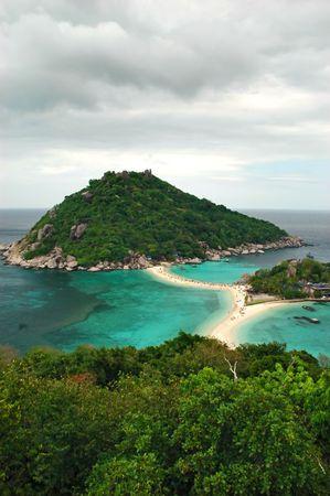 nang: Island Koh Nang Yuan, Thailand