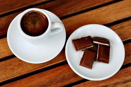 slurp: Taza de caf� y chocolate