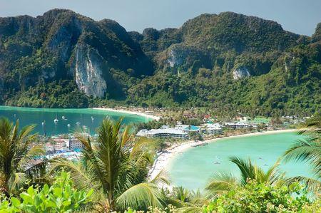 Island Phi Phi Don, Thailand