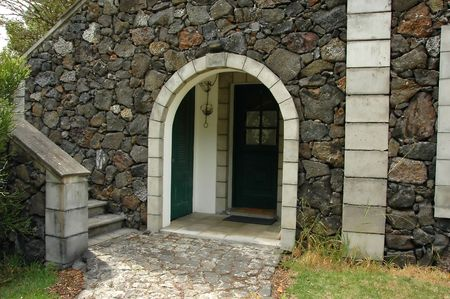 Summer cottage on the island of Pico in the Azores