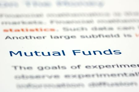 documentation: Macro shots of financial news and documentation focusing on key titles Stock Photo