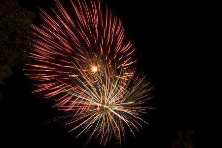 Holiday Fireworks photo