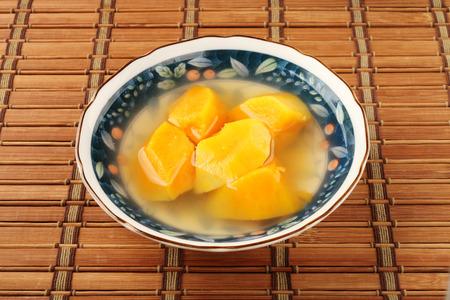 sweet potato: Chinese sweet potato soup