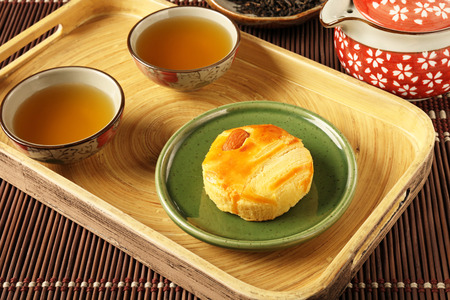 Flower cake is Yunnan classic snacks on behalf of